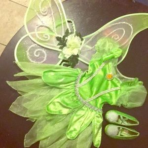 Tinker Bell Halloween costume